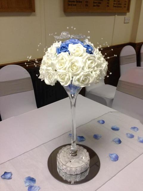 Martini Glass Centerpiece Best Home Interior